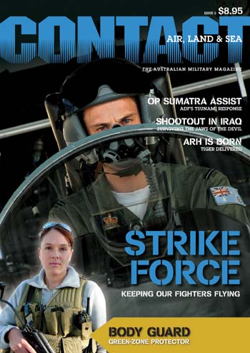 CONTACT Air Land & Sea Issue 5