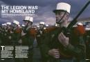The Legion was my Homeland