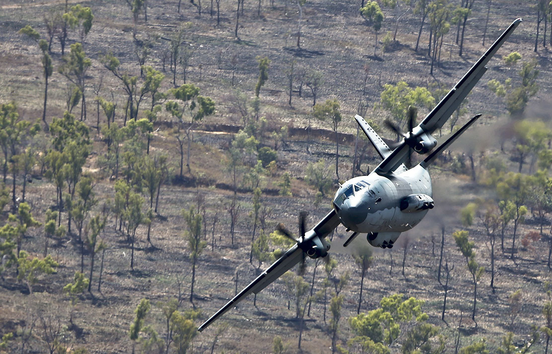 Initial Operating Capability for C-27J Spartan