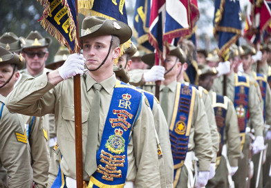 2nd Division marked a century of service