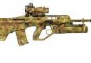 New EF88 assault rifle examined