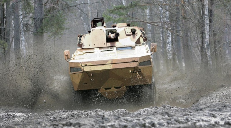 BAE Systems offers integrated armoured vehicle and turret for Army