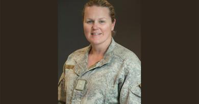NZDF Lieutenant Colonel Helen Cooper
