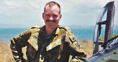 Corporal Brian Hartigan, 1997