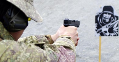 New Zealand buys new pistol and new rifle
