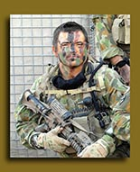 Sgt Troy Simmonds Afghanistan 2008