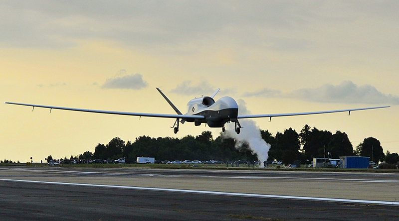 Cost of Triton buy still confused after RAAF 'clarification'