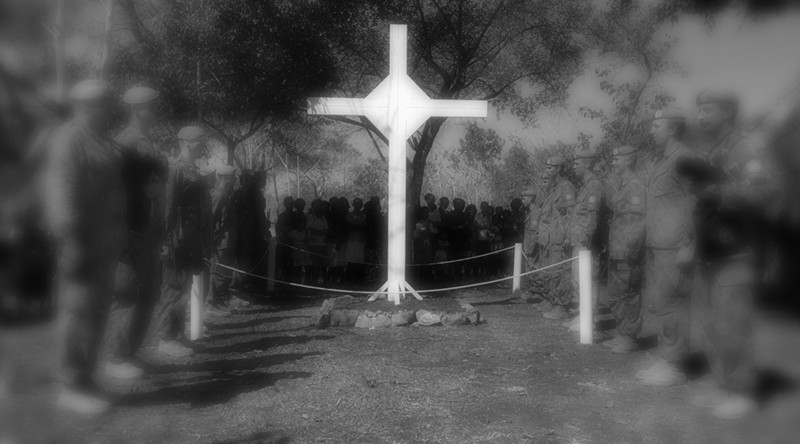 CONFIRMED – no ANZAC Day service at Long Tan Cross