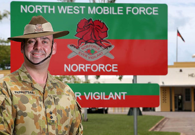 New Commanding Officer at NORFORCE