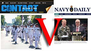 On a similar topic, please have a look at this blog I wrote re CONTACT v Navy Daily – worth bragging about