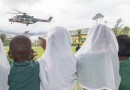 Aussie soldiers leave Fiji after cyclone cleanup