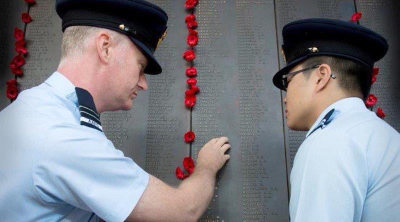 WA Cadet honoured to be in Gallipoli for Dawn Service