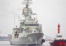 HMAS Anzac starts visit to Manila