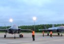 First Dutch F-35s fly home