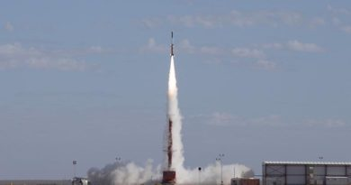 HIFiRE 5b rocket launches successfully at the Woomera Test Range in South Australia on May 18, 2016. Photo by Corporal Bill Solomou