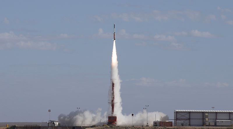 A remote rocket launch that didn't upset USA