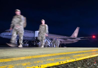 Second Kiwi Iraq rotation welcomed home
