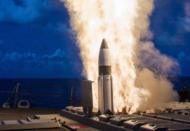 Raytheon tests SM-3 rocket upgrade