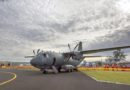 RAAF Spartan 'crash-lands' in Waco Texas