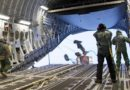 Globemaster makes first winter parachute delivery to Antarctica