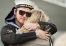 HMAS Perth departs for Middle East