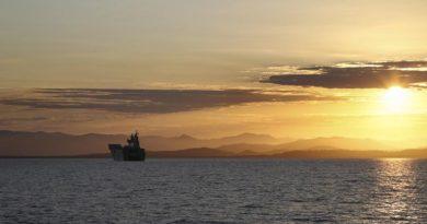 File photo - HMAS Canberra