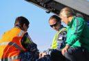 Matildas visit RAAF Base Amberley