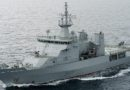 HMNZS Otago out for two-month fisheries patrol