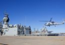 HMAS Perth Middle East departure steeped in firsts