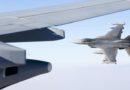 KC-30A successfully refuels multi-role F-16