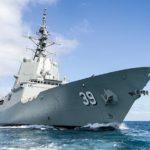 Successful builder trials on Air Warfare Destroyer