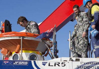 Navy exercises submarine-rescue drills