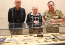 Special donation to Army Museum of Military Engineering