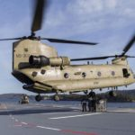 New ballistic armour protection for Australia's Chinooks