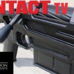 The M700 338 Lapua Magnum made in Canberra