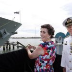 Second Air Warfare Destroyer launched