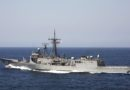 HMAS Melbourne conducts systems qualifications
