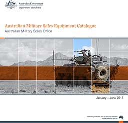 Australian Military Sales Equipment Catalogue