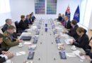 Aussie MinDef visits NATO