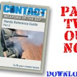 Weapons of the ADF pocket guide – Part 2 OUT NOW