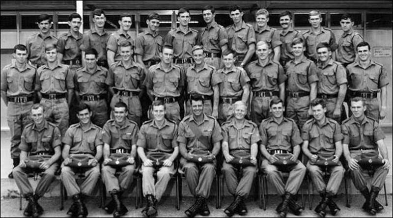 2 Platoon, A Company, 2RAR