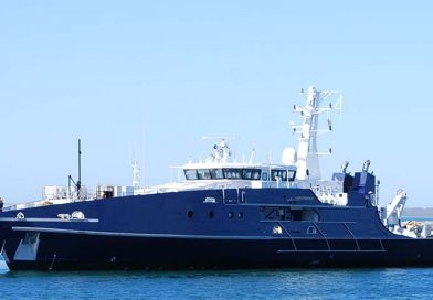 First of two new Cape-class PBs delivered for RAN