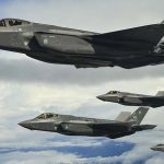 F-35 deploys on first exercise in Europe