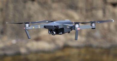 CONTACT magazine's DJI Mavic Pro drone – practice