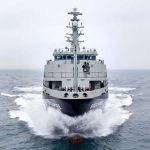 Navy's newest ship completes sea trials