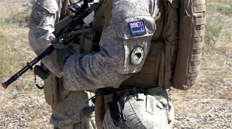 The fifth rotation of 106 New Zealand Defence Force troops has just completed training with their Australian counterparts as they prepare to head to Iraq in late May.