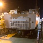 HMAS Adelaide high and dry –Canberra on trial