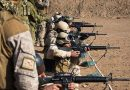 Fifth rotation of Kiwis for Iraq leave home
