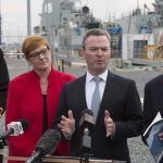PM Malcolm Turnbull launches Naval Shipbuilding Plan