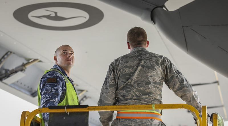 RAAF/USAF Enhanced Air Cooperation initiative expanded